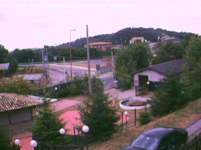 Webcam San Giovanni in Fiore